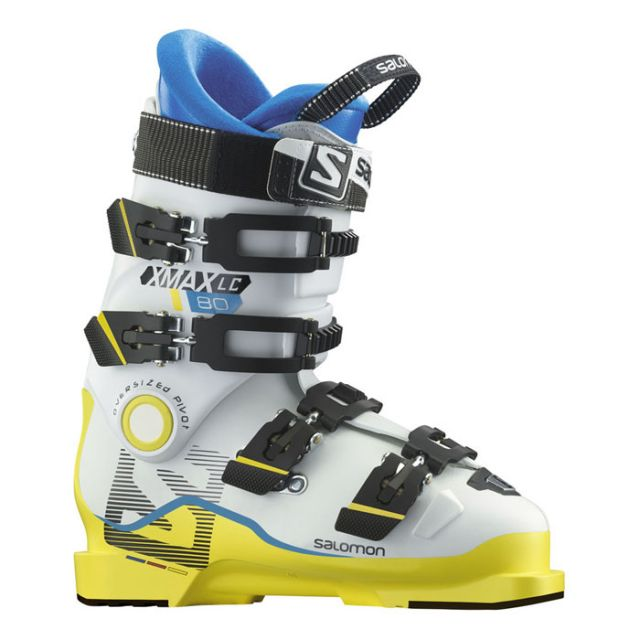 Salomon Junior X Max LC 80 Kids Ski Boots