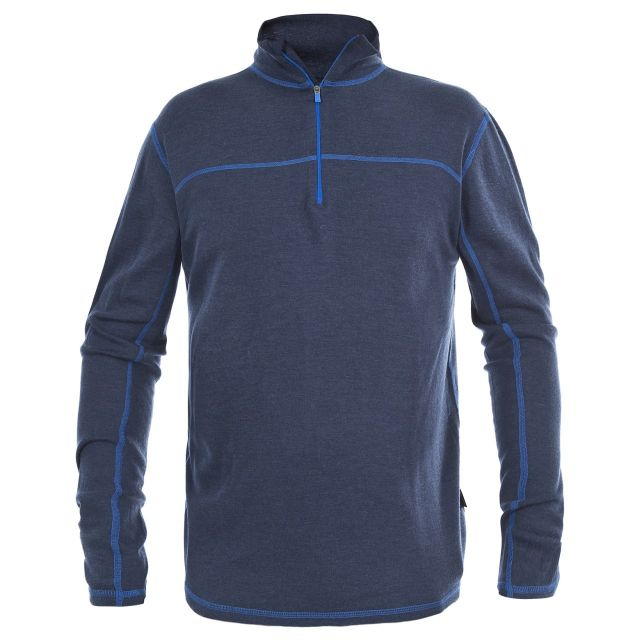 Trespass Men's Lev Merino Base Layer Top