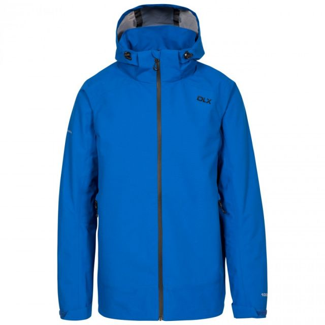 DLX Men's Lozanom Waterproof Jacket
