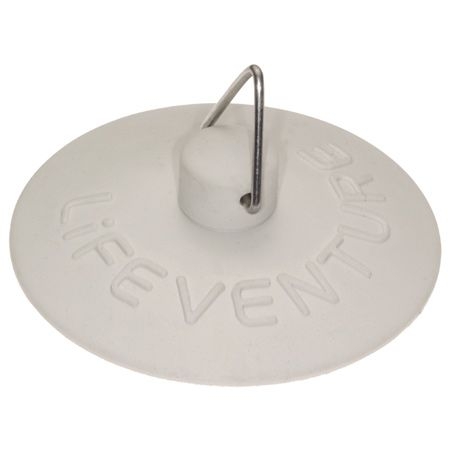 Lifeventure Travel Bath Sink Plug