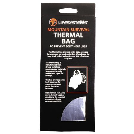 Lifesystems Emergency Thermal Bag