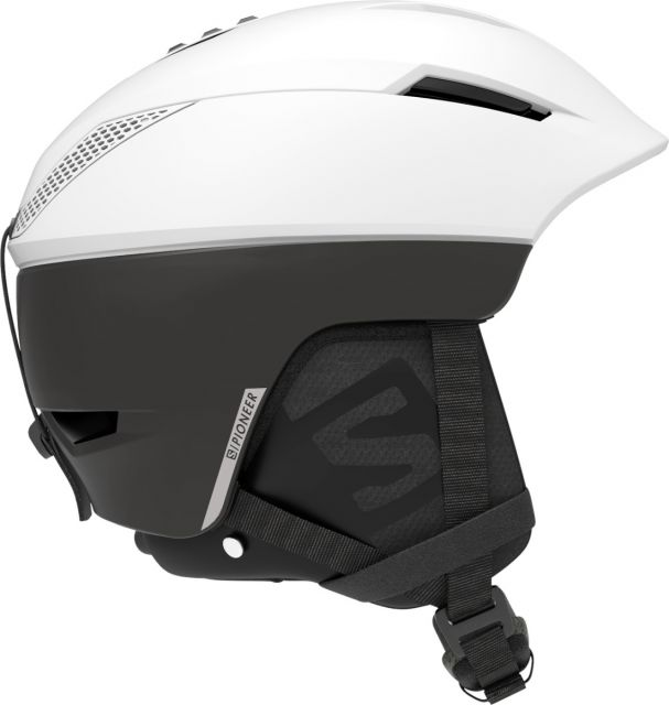 Salomon Mens PIONEER C.AIR Ski Helmet