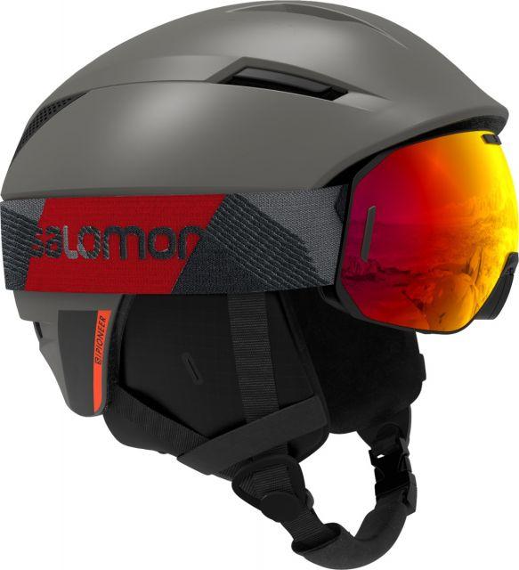 Salomon Mens PIONEER M Ski Helmet