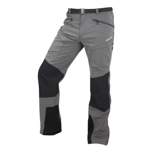 Montane Mens Super Terra Walking Trousers (Regular Length)