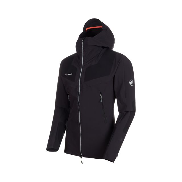 Mammut Mens Aenergy Pro SO Hood Jacket