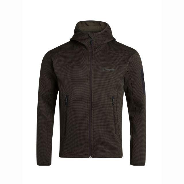 Berghaus Mens Pravitale Mountain 2.0 Hooded Fleece Jacket