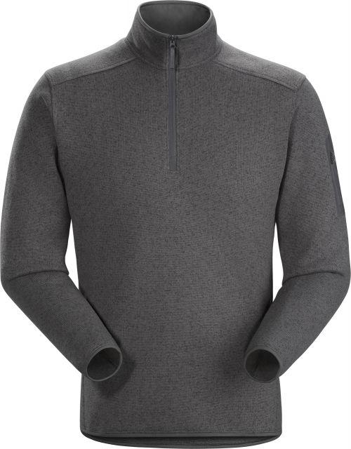 Arcteryx Mens Covert 1/2 Zip Fleece