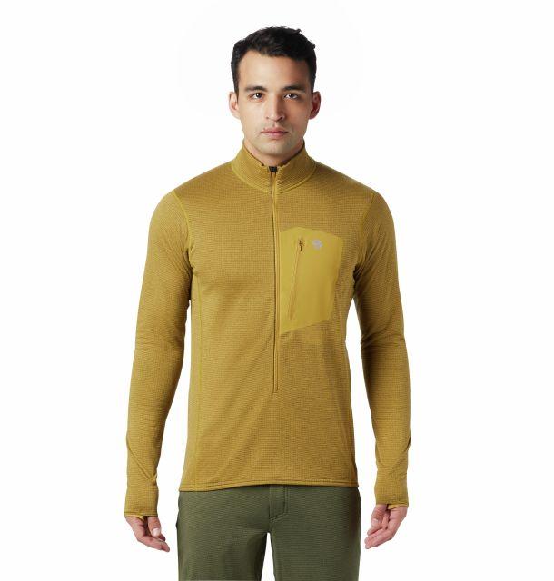 Mountain Hardwear Mens Type 2 Fun 3/4 Zip Fleece