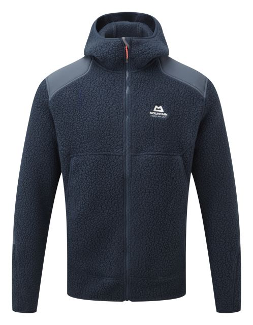 Mountain Equipment Mens Moreno Hooded Fleece Jacket