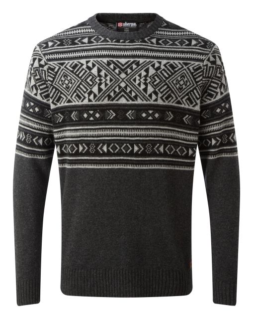 Sherpa Mens Nathula Crew Sweater