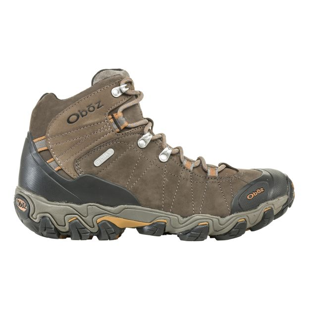 Oboz Mens Bridger Mid Waterproof Walking Boots