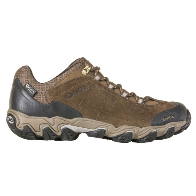 Oboz Men's Bridger Low Bdry Hiking Shoes