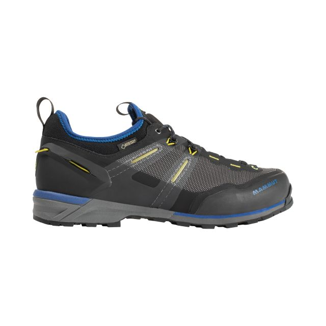 Mammut Mens Alnasca Knit Low Gore-Tex Walking Shoes