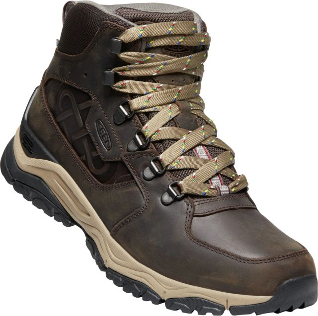 Keen Mens Innate Leather Mid Waterproof Boots