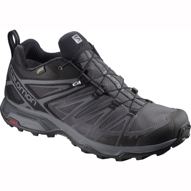 Salomon Mens X Ultra 3 Gore-Tex Walking Shoes
