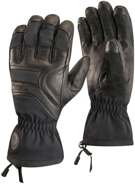 Black Diamond Mens Patrol Gloves