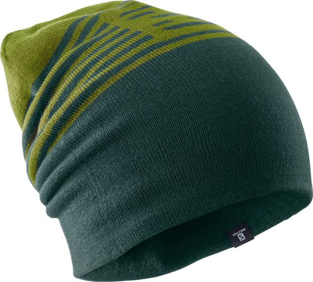 Salomon Mens Flatspin Reversible Beanie