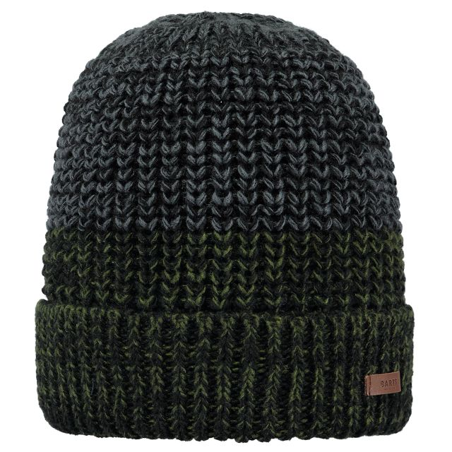 Barts Mens Arctic Turn Up Beanie Hat