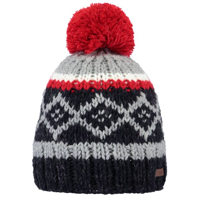 Barts Mens Issak Bobble Hat