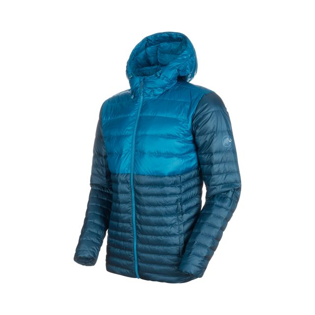 Mammut Mens Convey Insulated Hooded Jacket