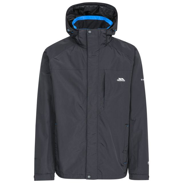 Trespass Mens Edwards II TP75 Waterproof Jacket