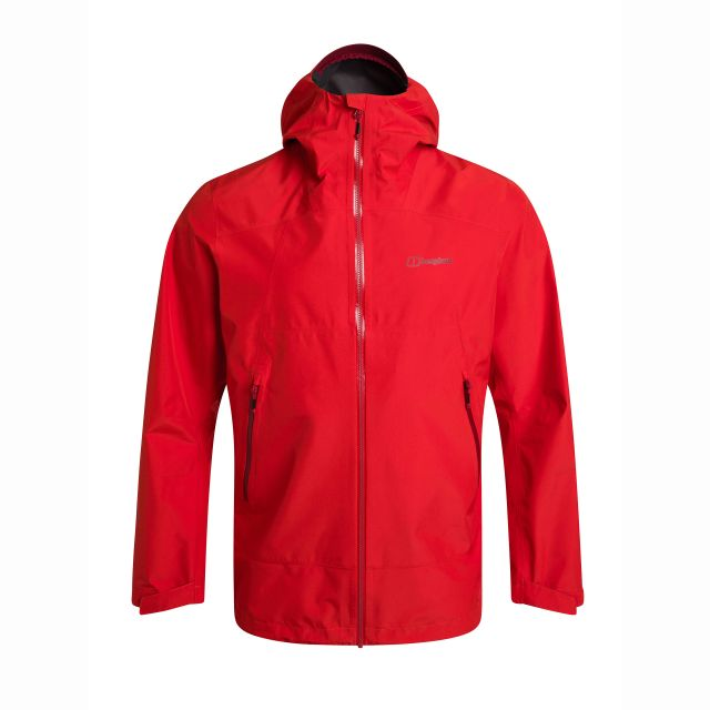 Berghaus Mens Paclite Peak Vented Waterproof Jacket