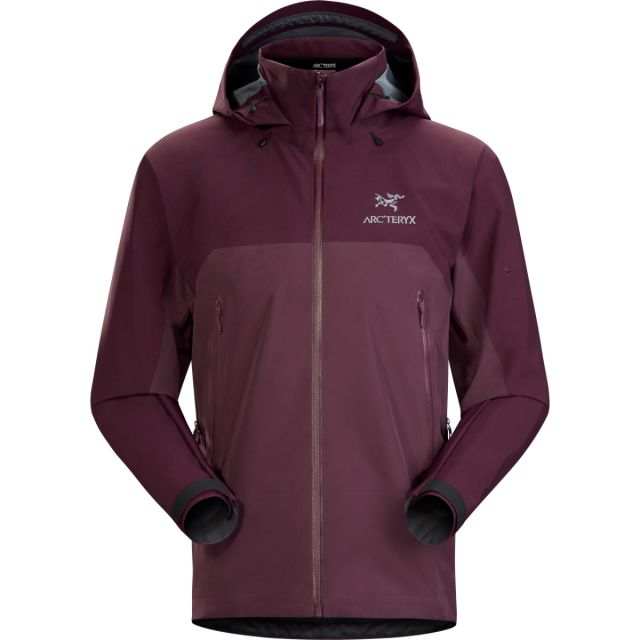 Arcteryx Mens Beta Gore-Tex Waterproof Jacket