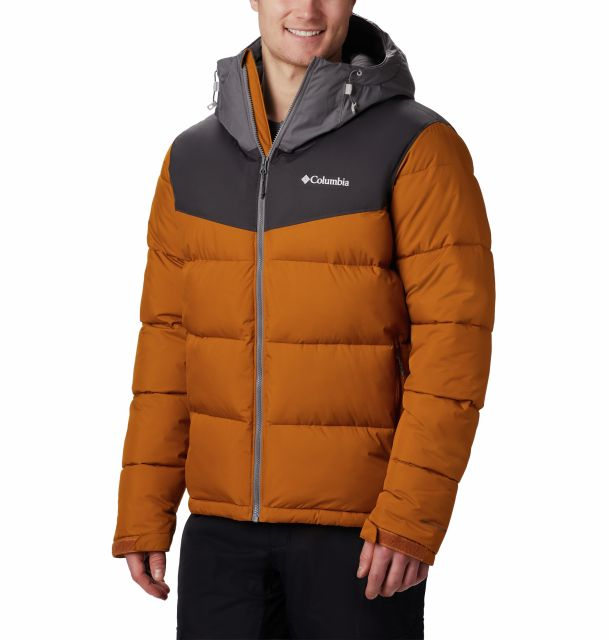 Columbia Mens Iceline Ridge Ski Jacket
