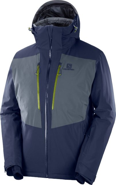 Salomon Mens Icefrost Ski Jacket