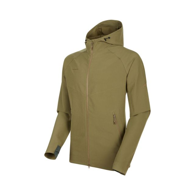 Mammut Men's Macun SO Hooded Jacket