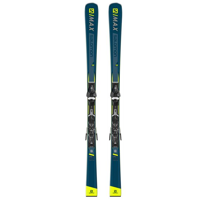 Salomon E S/MAX 8 + Mercury 11 L80 Skis