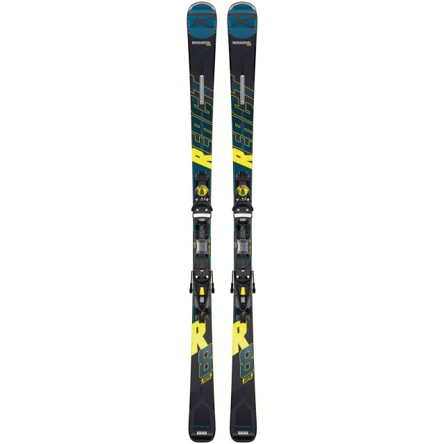 Rossignol Mens React R8 HP Konect