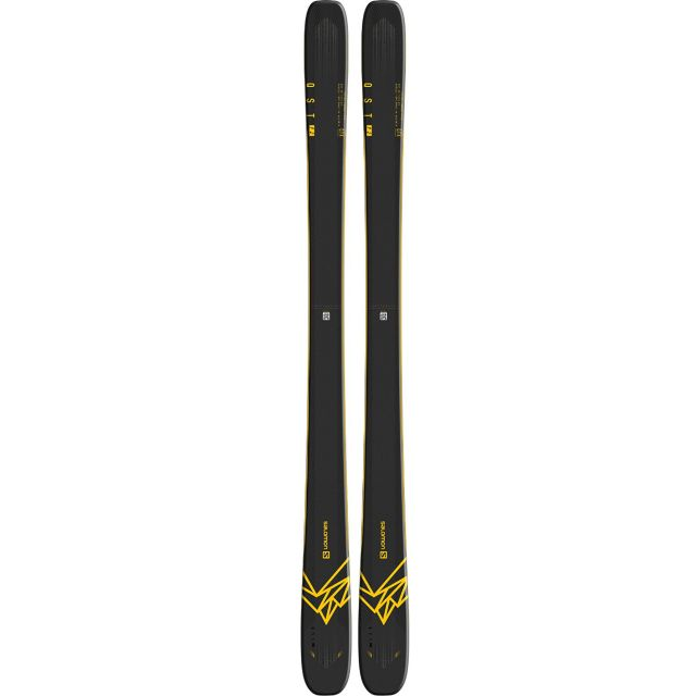 Salomon Mens N QST 92 Skis
