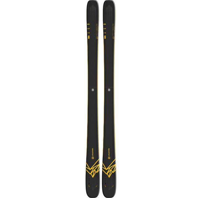 Salomon Mens N QST 92 Skis