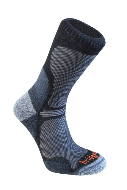 Bridedale Mens Ultra Endurance Hiking Socks