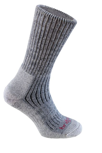 Bridgedale Mens Midway Comfort Hiking Socks