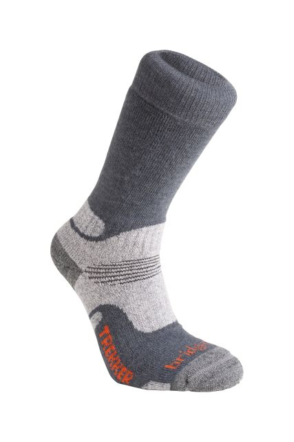 Bridgedale Mens Midweight End Hiking Socks
