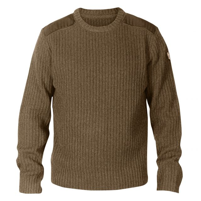 Fjallraven Mens Singi Knit Sweatshirt