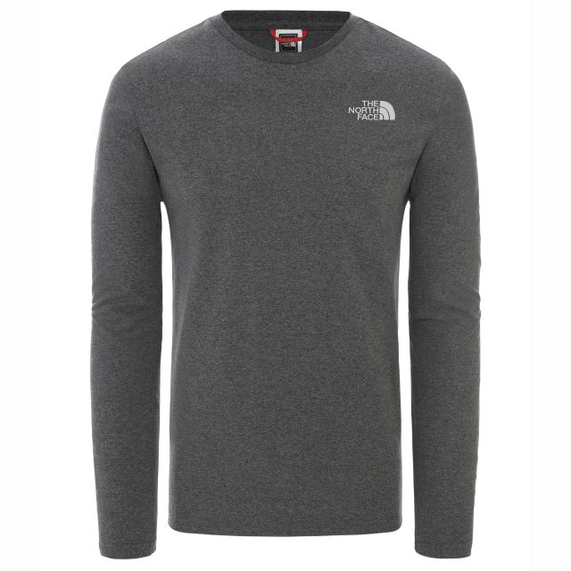 The North Face Easy Long Sleeve Mens T-Shirt