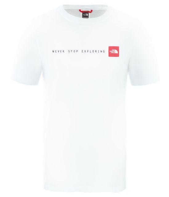 The North Face NSE Mens Short Sleeve T-Shirt