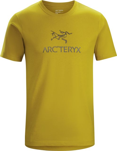 Arcteryx Mens Arc Word Short Sleeve T Shirt