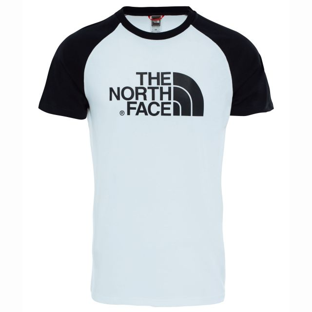 The North Face Mens Raglan Easy T Shirt
