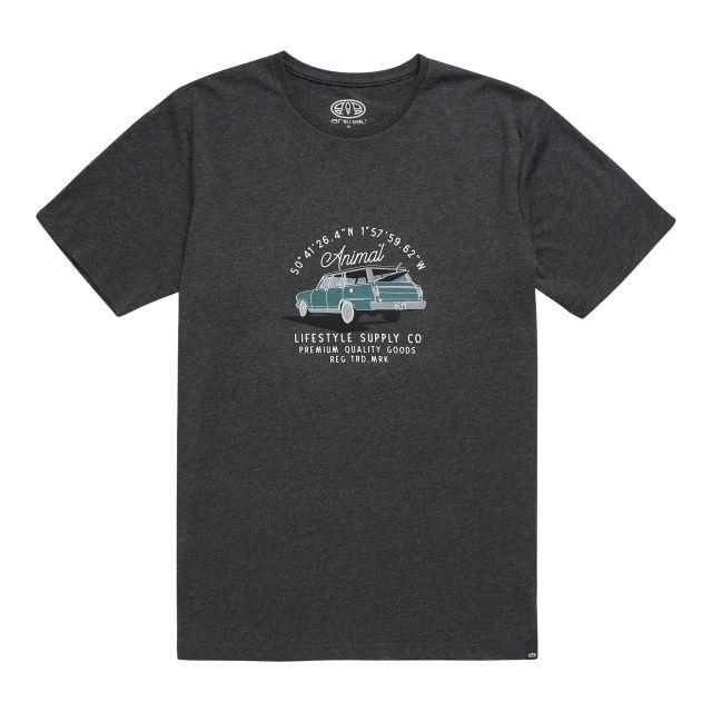 Animal Mens Woody T Shirt
