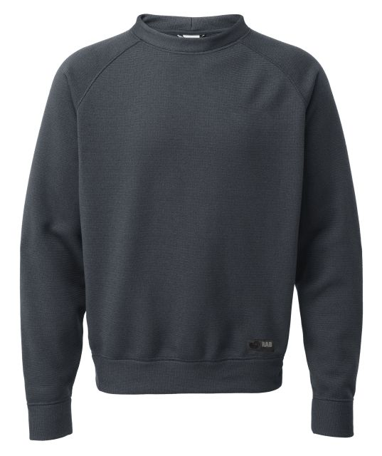 Rab Mens Escape Crew Neck Sweatshirt