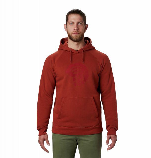 Mountain Hardwear Mens Logo Hoodie