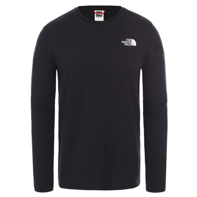 The North Face Mens North Faces Long Sleeve T-Shirt