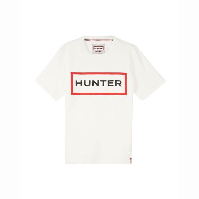 Hunter Mens Original Logo T-Shirt