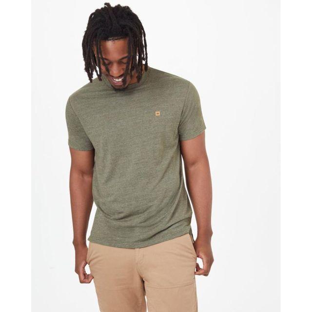 Tentree Hemp Step Hem Mens T Shirt