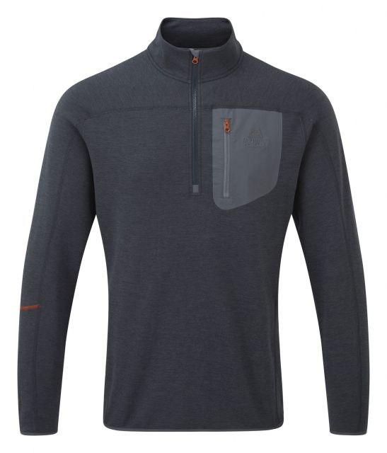 Mountain Equipment Mens Integrity Zip-T Fleece