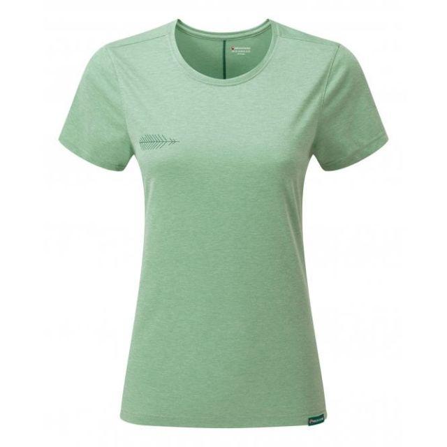Montane Womens Neon Featherlite T Shirt